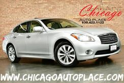 2011_INFINITI_M37X_AWD - 3.7L V6 ENGINE ALL WHEEL DRIVE NAVIGATION BACKUP CAMERA BOSE AUDIO KEYLESS GO HEATED/COOLED SEATS XENONS_ Bensenville IL