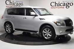 INFINITI QX56 7 Passanger 2 Owner Carfax Certified Loaded Super Clean Local Trade 2011