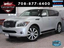 2011_INFINITI_QX56_7-passenger LOADED!!_ Bridgeview IL