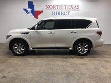 2011_INFINITI_QX56_Premium Luxury Technology Rear Entertainment Cameras Navi_ Mansfield TX