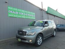 2011_Infiniti_QX56_4WD_ Spokane Valley WA
