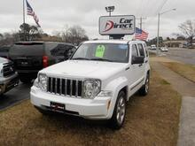 2011_JEEP_LIBERTY_LIMITED 4X4, BUY BACK GUARANTEE AND WARRANTY, NAVI, DVD, TOW PGK,ROOF RACKS, ONLY 87K MILES!_ Virginia Beach VA