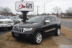 JEEP GRAND CHEROKEE LAREDO 4X4, CARFAX CERTIFIED, TWO TONED LEATHER, SUNROOF, SIRIUS SATELLITE, ONLY 64K MILES, NICE!!! 2011
