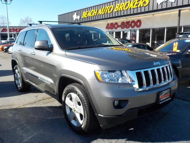 2011 JEEP GRAND CHEROKEE LAREDO 4X4, BUYBACK GUARANTEE, WARRANTY, LEATHER, BACKUP CAM, SUNROOF, REMOTE START, TOW PKG, NICE!! Norfolk VA