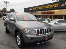 2011_JEEP_GRAND CHEROKEE_LIMITED 4X4, BUYBACK GUARANTEE, WARRANTY, LEATHER, NAV, SUNROOF, ONLY 55K MILES,1 OWNER,MINT!_ Norfolk VA