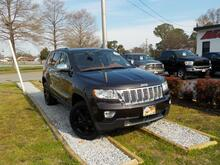 2011_JEEP_GRAND CHEROKEE_OVERLAND SUMMIT 4X4, WARRANTY, LEATHER, HEATED/COOLED SEATS, NAV, DVD PLAYER, BACKUP CAM, SUNROOF!!!_ Norfolk VA