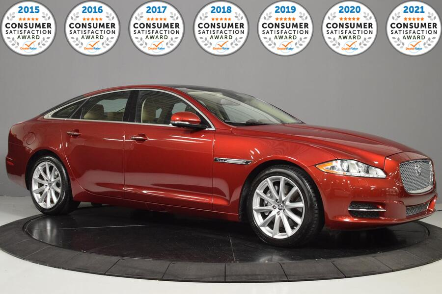 2011_Jaguar_XJ__ Glendale Heights IL