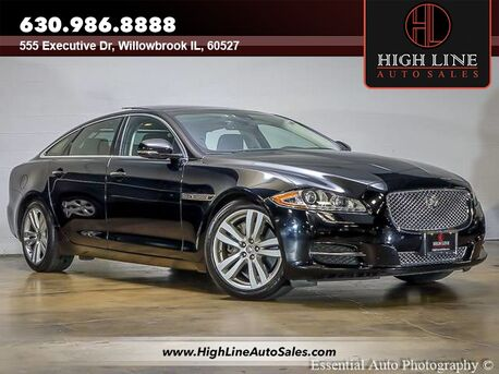 2011_Jaguar_XJ_XJL_ Willowbrook IL