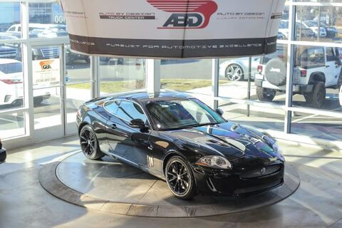 2011_Jaguar_XK-Series_XKR Coupe_ Chantilly VA