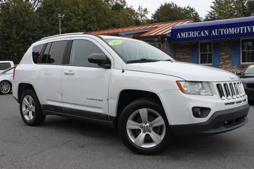 2011 Jeep Compass compass Mooresville NC