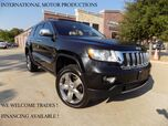 2011 Jeep Grand Cherokee 4x4 Overland **ONE OWNER**