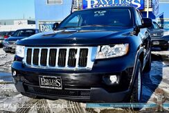 2011_Jeep_Grand Cherokee_Laredo / 4X4 / Automatic / 3.6L V6 / Power Driver's Seat / Aux Jack / Cruise Control / Air Conditioning / Alloy Wheels_ Anchorage AK