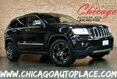 2011 Jeep Grand Cherokee Limited - 3.6L VVT V6 FLEX-FUEL ENGINE 4 WHEEL DRIVE NAVIGATION BACKUP CAMERA PANO ROOF BLACK LEATHER HEATED SEATS XENONS SRT WHEELS