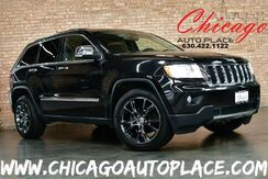 2011_Jeep_Grand Cherokee_Limited - 3.6L VVT V6 FLEX-FUEL ENGINE 4 WHEEL DRIVE NAVIGATION BACKUP CAMERA PANO ROOF BLACK LEATHER HEATED SEATS XENONS SRT WHEELS_ Bensenville IL
