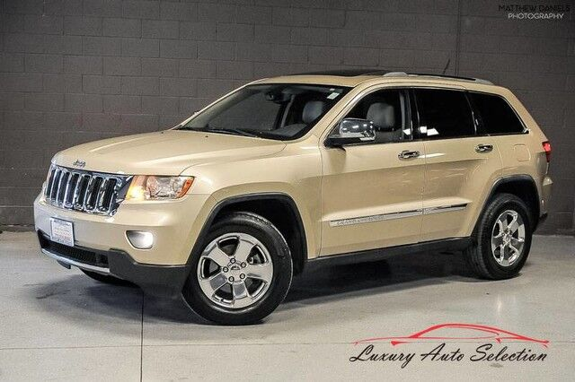 2011 Jeep Grand Cherokee Limited 4x4 4dr SUV Chicago IL