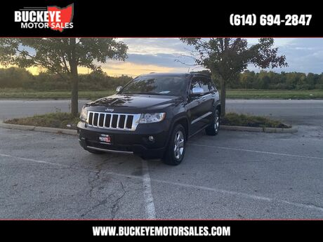 2011 Jeep Grand Cherokee Limited Columbus OH