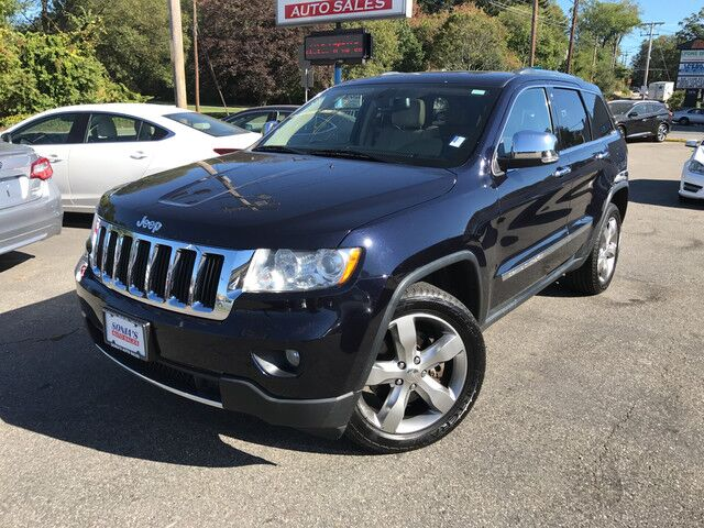 2011 Jeep Grand Cherokee Limited Worcester MA