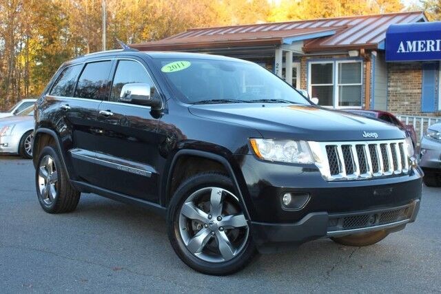 2011 Jeep Grand Cherokee Overland Mooresville NC