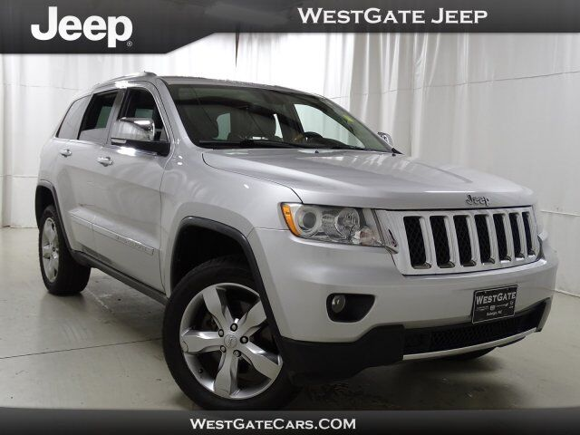 2011 Jeep Grand Cherokee Overland Raleigh NC