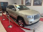 2011 Jeep Grand Cherokee Overland Summit 4WD WITH 5.7 HEMI