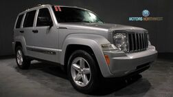 2011_Jeep_Liberty_Limited_ Tacoma WA