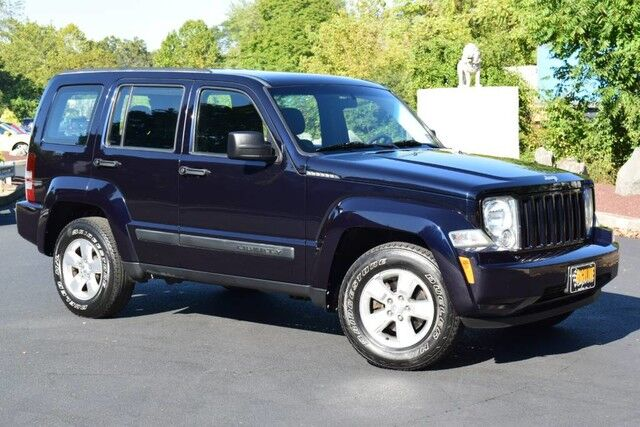 2011 Jeep Liberty Sport 4x4 Easton PA