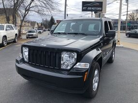 Jeep Liberty Sport 70th Anniversary 2011