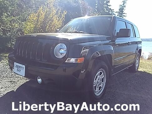 2011_Jeep_Patriot_Sport_ Poulsbo WA