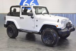 2011 Jeep Wrangler LIFTED! WHEELS! OFF ROAD TIRES! WINCH! PAINTED TO MATCH TOP! $6000 IN EXTRAS! Norman OK