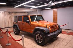 2011_Jeep_Wrangler_Rubicon Lifted Loaded_ Charlotte NC
