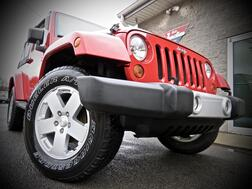 2011_Jeep_Wrangler_SAHARA 4X4 2dr Soft Top STICK SHIFT_ Grafton WV
