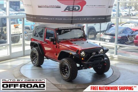 2011_Jeep_Wrangler_Sport 4WD_ Chantilly VA