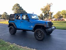 Jeep Wrangler Unlimited 4d Convertible Sport 2011
