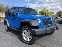 2011_Jeep_Wrangler Unlimited 4x4_Sport_ Easton PA