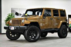 Jeep Wrangler Unlimited 70th Anniversary 2011