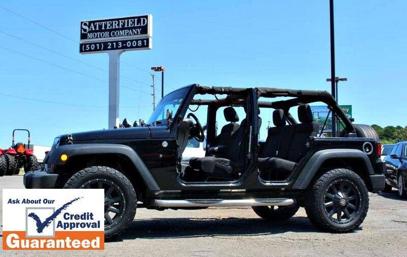 2011 Jeep Wrangler Unlimited Mojave Bryant AR