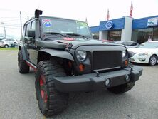 Jeep Wrangler Unlimited Mojave 2011