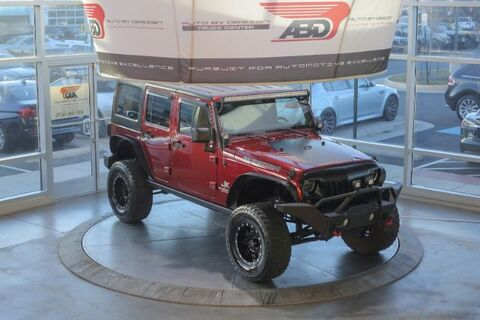 2011_Jeep_Wrangler_Unlimited Rubicon 4WD_ Chantilly VA