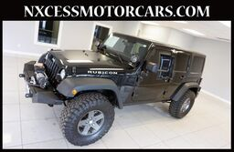 Jeep Wrangler Unlimited Rubicon AUTOMATIC NAVIGATION CLEAN CARFAX. 2011