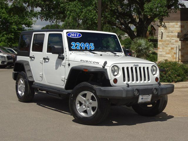 San Antonio Jeep >> 2011 Jeep Wrangler Unlimited Rubicon