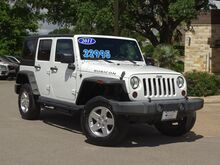 2011 Jeep Wrangler Unlimited Rubicon San Antonio TX