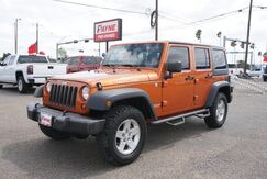 2011_Jeep_Wrangler Unlimited_Rubicon_ Weslaco TX