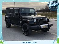 2011 Jeep Wrangler Unlimited Sahara Watertown NY