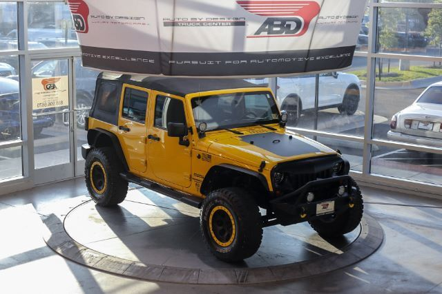 2011 Jeep Wrangler Unlimited Sport 4WD Chantilly VA