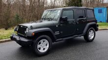 2011_Jeep_Wrangler Unlimited_Sport 4X4 / V6 / 6-SPEED MANUAL / SOFT-TOP_ Charlotte NC