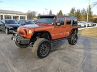 2011 Jeep Wrangler Unlimited Sport Bloomington IN