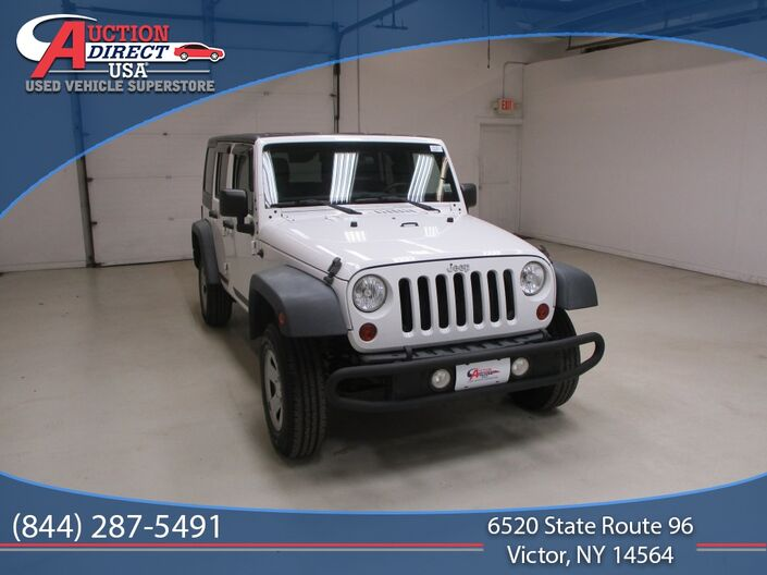 2011 Jeep Wrangler Unlimited Sport Raleigh
