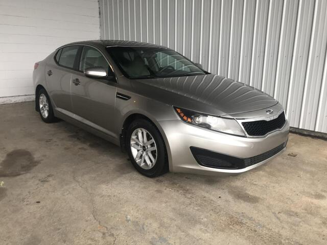 2011 KIA OPTIMA                                Meridian MS