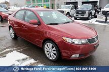 2011 Kia Forte SX South Burlington VT