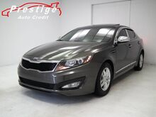 2011_Kia_Optima_EX, Heated & Cooled Seats, Pano Roof, Navi_ Akron OH